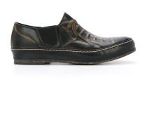 Schuhe aus Kalbsleder