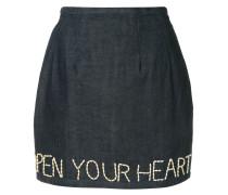 'Open Your Heart' Minirock