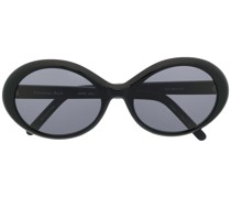 Ovale 'Series' Sonnenbrille