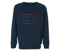 'Swim Lines' Sweatshirt