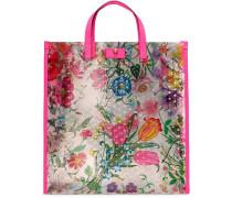 Handtasche mit Flora-Print