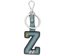 """Schlüsselanhänger mit """"Z""""-Design"""