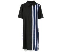 Langes Hemdkleid
