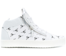 'The Signature' High-Top-Sneakers
