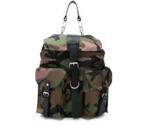 Garavani Camouflage-Rucksack