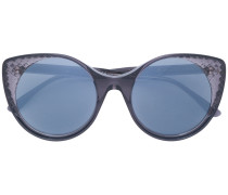 translucent cat eye sunglasses