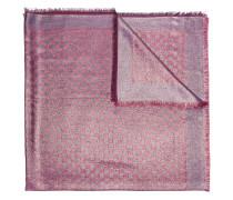 Schal mit GG-Jacquard-Muster