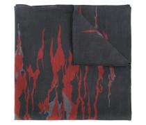 Halstuch mit abstraktem Print