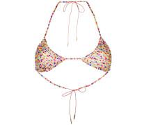 Triangel-BH mit Perlen