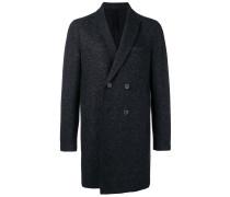 Melierter Mantel