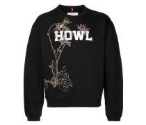 "Sweatshirt mit ""Howl""-Print"