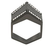crystal embellished ring