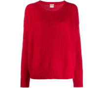 Drapierter Pullover