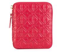 Portemonnaie mit eingeprägtem Muster