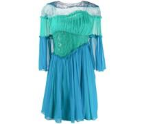 Kleid mit Einsätzen