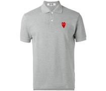 Polsohirt mit Herz-Logo