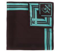 beaver print scarf
