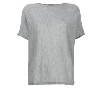 shortsleeved knitted top