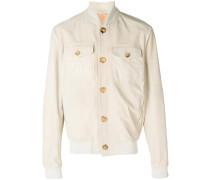 double-pocket bomber jacket