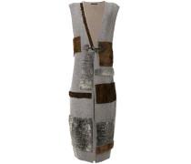 Mantel mit Patchwork-Design