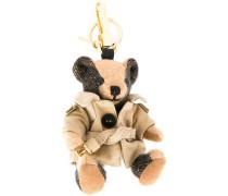 'Trench Coat Bear' Schlüsselanhänger