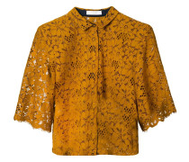 lace loose fit shirt