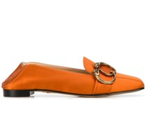 Loafer aus Satin