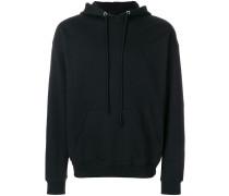 casual fit hoodie