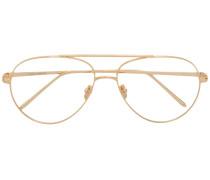 Ovale Sonnenbrille & Rahmen