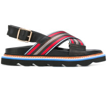 Paillotte sandals