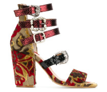 A3619T Multicolore Leather/Suede/Synthetic Enamel - Unavailable