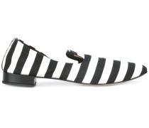 Gestreifte Loafer