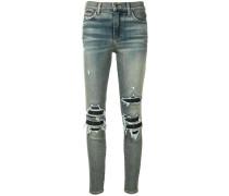 Jeans mit Distressed-Detail