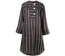 'Granada' gestreiftes Hemdkleid