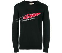 speed boat sweater