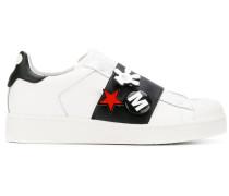 Action low-top sneakers
