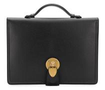 top handle briefcase