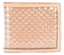 Portemonnaie mit Textur