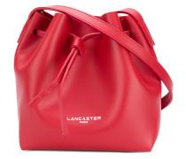 logo bucket shoulder bag