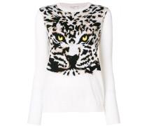 Pullover mit 'Tiger'-Motiv