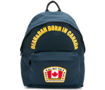 'Dean & Dan Born in Canada' Ruckasck