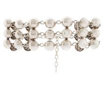 Choker mit Perlen