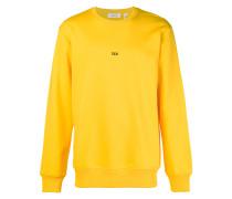 Taxi print sweater