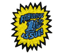 'Fabulous 1st Issue' Patch