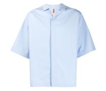 Hemd im Oversized-Look