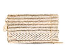 'Rosanna' Handtasche mit Kristallen