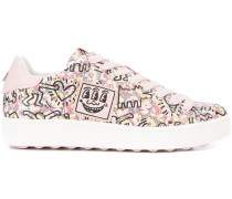 X Keith Haring C101 sneakers