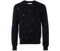 Pullover mit Dreiecken
