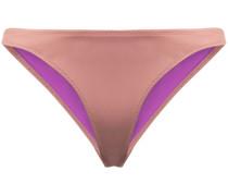 Bikinihöschen mit hohem Beinausschnitt