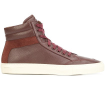 'Primo Marsala' High-Top-Sneakers